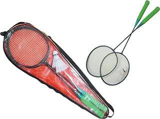 Wasan Badminton Racquet Set(Multicolor)