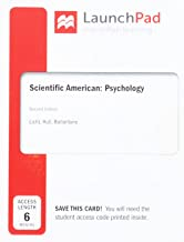 Launchpad for Scientific American Psychology, Six Month Access