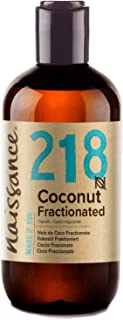 comprar comparacion Naissance Aceite Vegetal de Coco Fraccionado n. º 218 – 250ml - Puro, natural, vegano, sin hexano, no OGM - Ideal para aro...