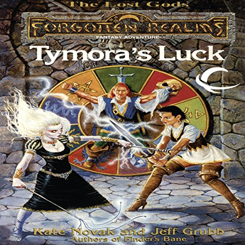 Tymora's Luck audiobook cover art