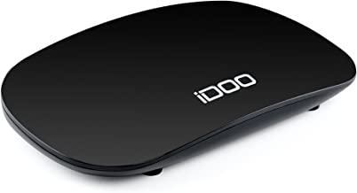 iDOO Set Top Box TV Box Converter Box, TV Converter Box for Analog TV with HDMI Out Coaxial Out AV Output Composite Out USB Input Recording 1080p Remote Control and Game Playing Function