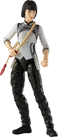 Marvel Hasbro Legends Series Shang-Chi and The Legend of The Ten Rings 6-inch Collectible Xialing Action Figure Toy for Age 4 and Up