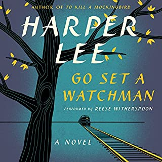 Page de couverture de Go Set a Watchman