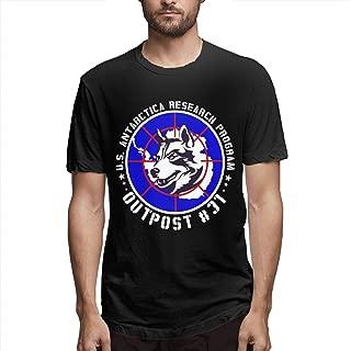 Zzlll Outpost 31 T-Shirt Men T-Shirt