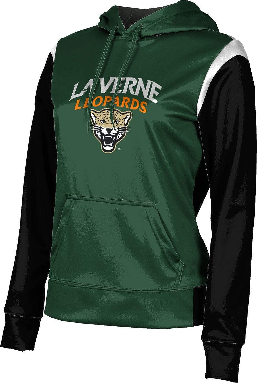 ProSphere University of La Verne Girls' Pullover Hoodie, School Spirit Sweatshirt (Tailgate)