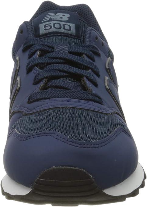 New Balance 500 Blue Sneaker For Men GM500TRZ