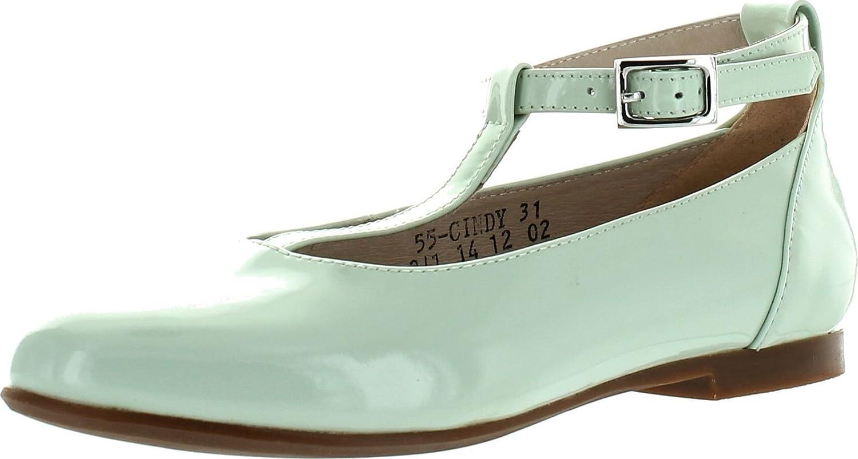 Venettini Girls 55-Cindy Designer Dressy Fashion Flats Shoes