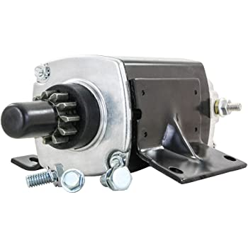 New TECUMSEH Style Starter for CASE 1816,1816B 1973-1981 - Voltage:12 Condition:New Rotation:CCW Starter Type:PMDD Number of Teeth:11 Gear OD:1.26in // 32mm M MASSEY FERGUSON MF-10,MF-12 1975-1976TECUMSEH HH-100-120 OH120-180 ENGINES SEARCH: 476320 SAME