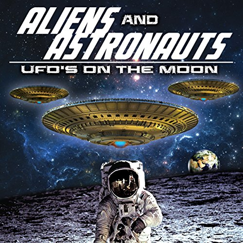 Aliens and Astronauts audiobook cover art