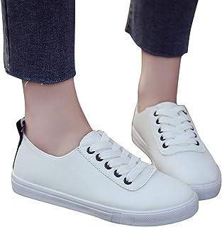 カジュアル スニーカー レースアップ シューズ 靴 レディース wileqep 大きいサイズ トレーニングシューズ スポーツ 美脚 歩きやすい レースアップ ウォーキングシューズ 看護師 作業靴 歩きやすい 疲れない 婦人靴 日常着用 通学 通勤 屋外