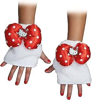 Hello Kitty Red Child Glovettes