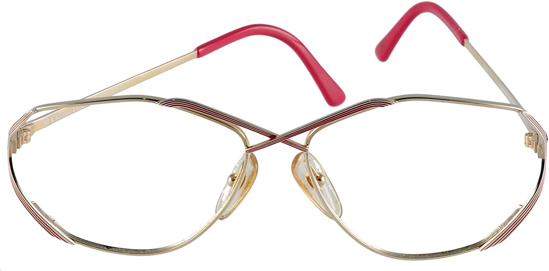 Christian Dior Eyeglasses (no lens) CD 2684 43 Red 5514135 Made in Austria