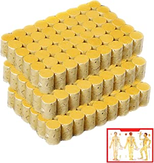 162PCS Moxibustion Moxa Cones, Ten Years Moxa Rolls 60:1 Ratio High Pure Acupuncture Moxibustion Sticks