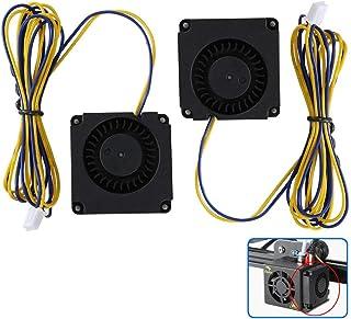 3D Bazaar Creality 3D Printer Parts Fan 4010 Blower 40MM 40x40x10MM 24V DC Cooler Small Cooling Fan for 3D Printer Ender 3...