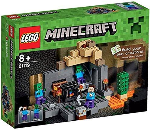 LEGO Minecraft 21119 - Das Verlies