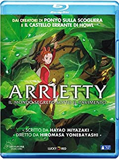 Arrietty - Il mondo segreto sotto il pavimento (B0072Q4STY) | Amazon price tracker / tracking, Amazon price history charts, Amazon price watches, Amazon price drop alerts