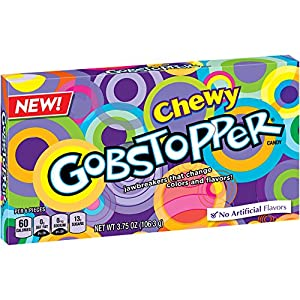 chewy gobstopper jawbreaker that changes colours and flavours 106.3g Chewy Gobstopper Jawbreaker That Changes Colours and Flavours 106.3g 61lGCMoXfpL