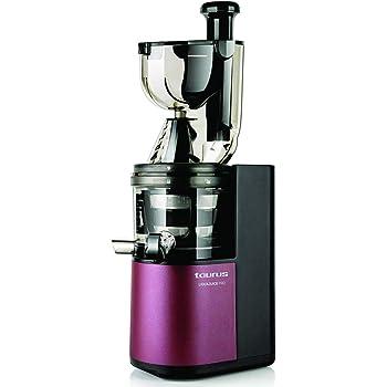 Taurus Liquajuice Pro-Licuadora extraccion en Frio (200 W, 43 RPM ...