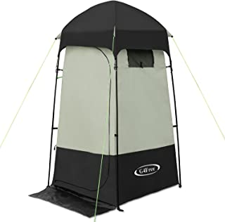 G4Free Privacy Shelter Tents Dressing Changing Room Deluxe Shower Toilet Camping