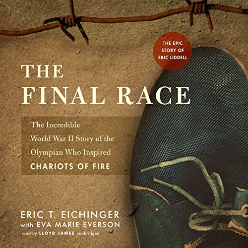 The Final Race audiobook cover art