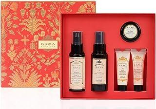 Kama Ayurveda Round The CLOCK Skincare Gift Box