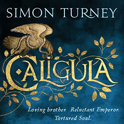 Caligula audiobook cover art