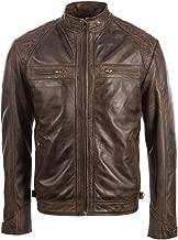 l'atteggiamento migliore f49fb 040d6 Amazon.it: giacca in pelle conbipel