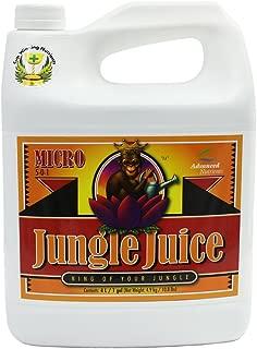 Advanced Nutrients 1750-15 Jungle Juice Micro Fertilizer, 4 Liter, Brown/A