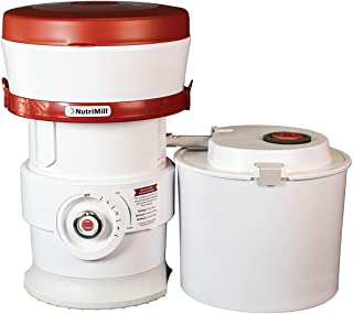 NutriMill Plus Grain/Flour Mill Electric High Speed Grinder