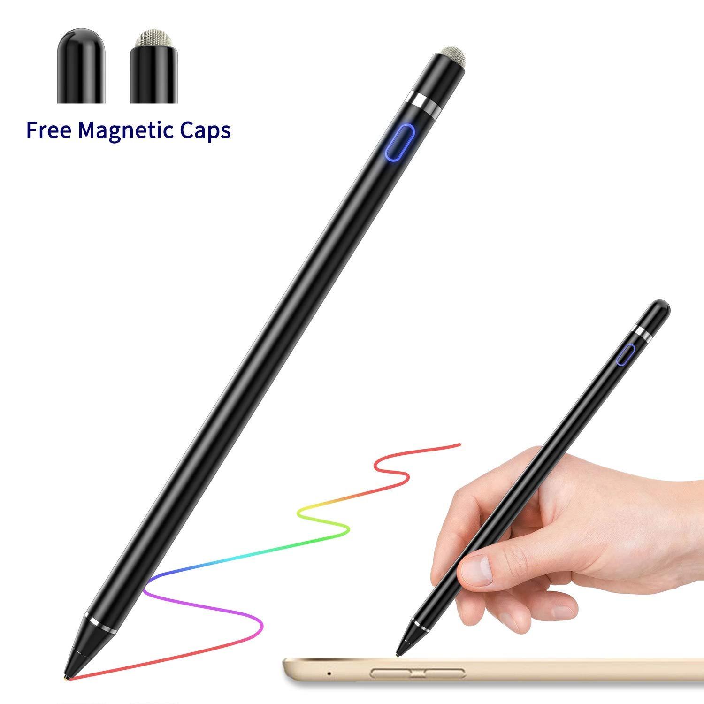 MPIO Lápiz Táctil para Apple iPad Capacitivo Activo Lapiz Stylus ...