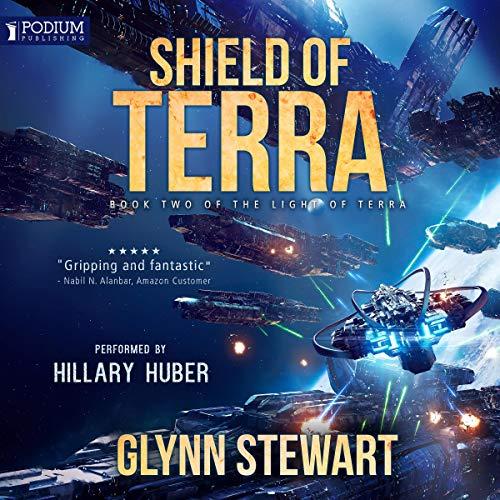 Shield of Terra audiobook cover art