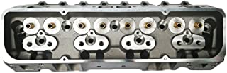 Roadstar Fit for SBC Small Block Chevy Straight Spark Plug Aluminum Bare Cylinder Head 64cc
