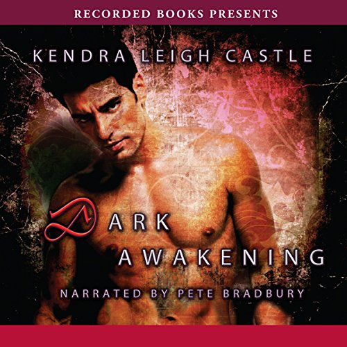 Dark Awakening audiobook cover art