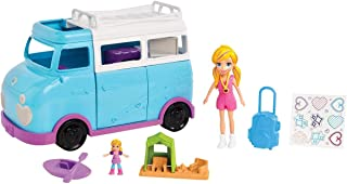 Polly Pocket Active Doll and Vehicle Set