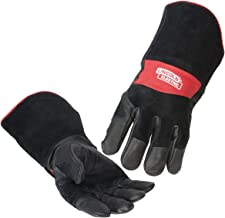 Lincoln Electric K2980-L Premium Leather MIG Stick Welding Gloves