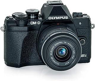オリンパス OM-D E-M10 Mark IIIS ブラックボディ M.Zuiko Digital 14-42mm F3.5-5.6 IIRレンズ V207111BU000