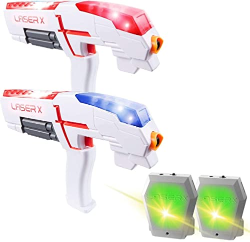 Laser X - 2 Player Pack