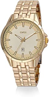 Zyros Dress Watch For Men Analog Alloy - ZY0025