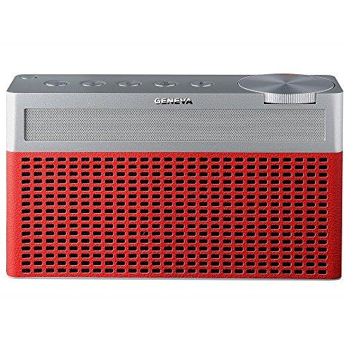 Geneva 875419013855 Touring S Dab/FM, Rosso