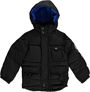 & Co. Little Boys' Continental Brigadier Insulated Jacket