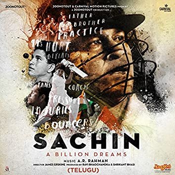 Sachin - A Billion Dreams (Original Motion Picture Soundtrack)
