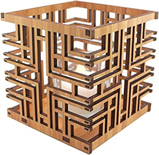 Frank Lloyd Wright Millard House Design Hardwood Votive
