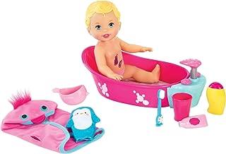 Little Mommy Bubbly Bathtime Deluxe