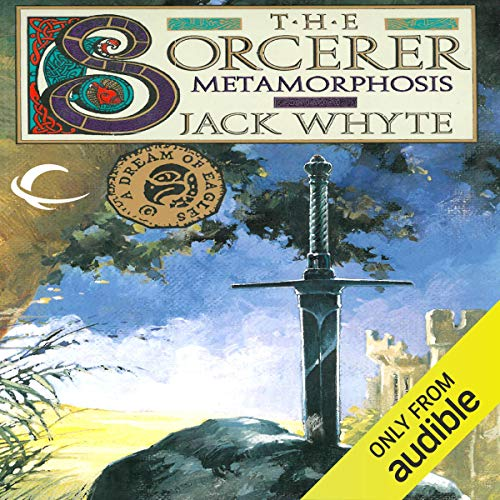 Page de couverture de Metamorphosis: The Sorcerer, Volume II