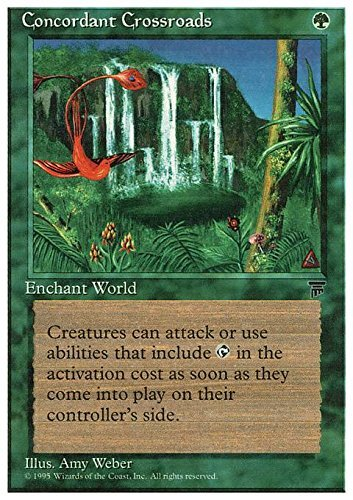Magic The Gathering - Concordant Crossroads - Chronicles