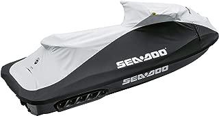 Sea-Doo New OEM GTR PWC Trailering Cover, Black/Light Grey, 295100723