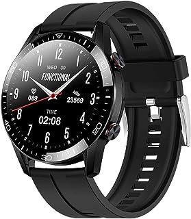 Męski zegarek na rękę inteligentny zegarek sportowy inteligentna bransoletka fitness tracker zegarek smartwatch Bluetooth ...