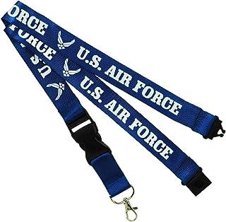 Jenkins Enterprises U.S. Air Force Keychain/Badge Holder Lanyard