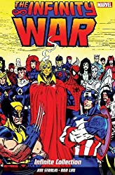 The Infinity War - Infinity War #1-6, Warlock and the Infinity Watch #7-10 and Marvel Comics Presents #108-111