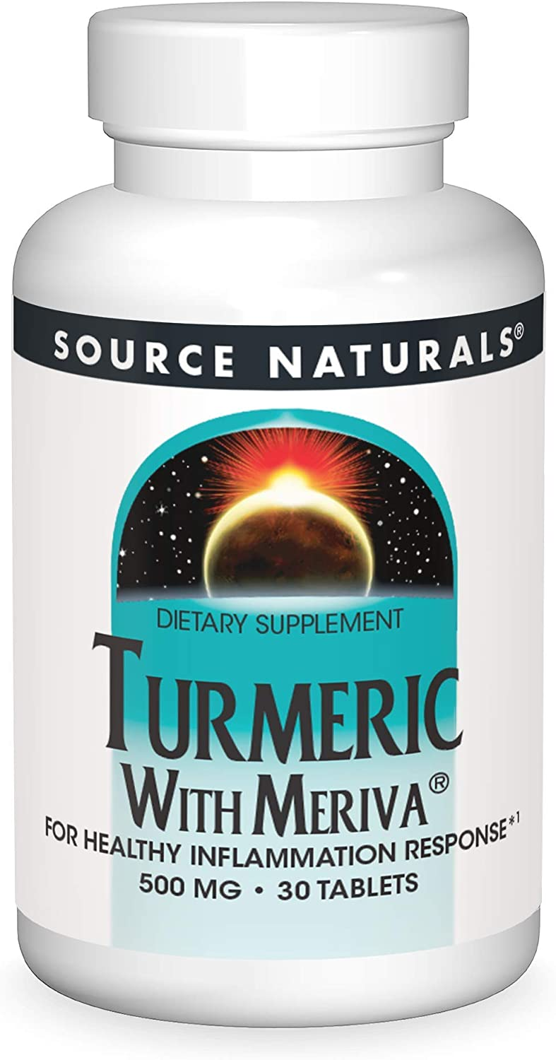 Source Naturals Turmeric with In a popularity Meriva 500mg for Inflammat 67% OFF of fixed price Healthy